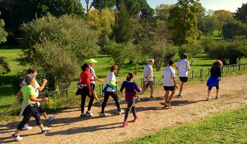 I benefici della camminata sportiva
