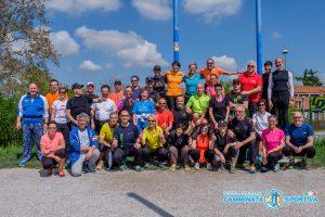 A Padova concluso un grande corso con 40 nuovi istruttori di Camminata sportiva