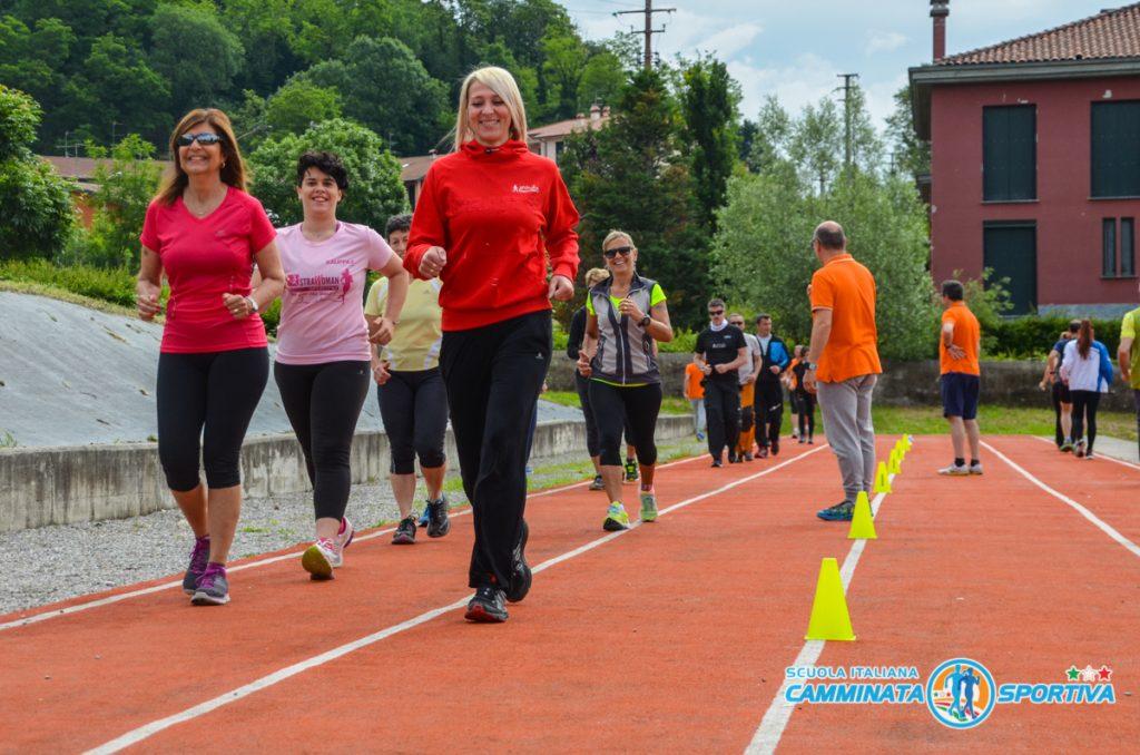 Corso istruttori di Camminata Sportiva