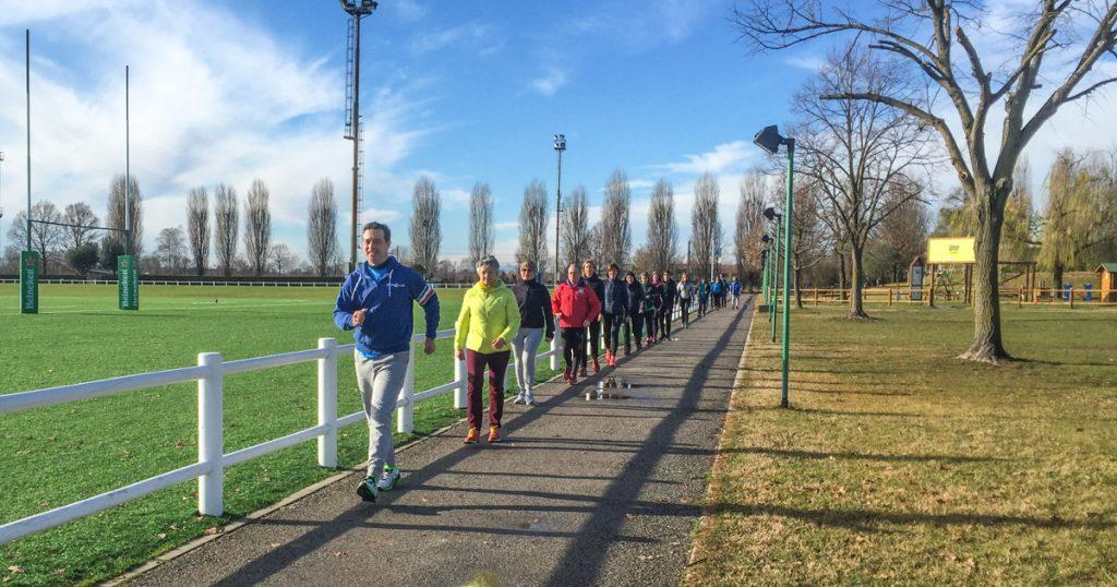 Istruttori di Camminata Sportiva - Camminata Veloce