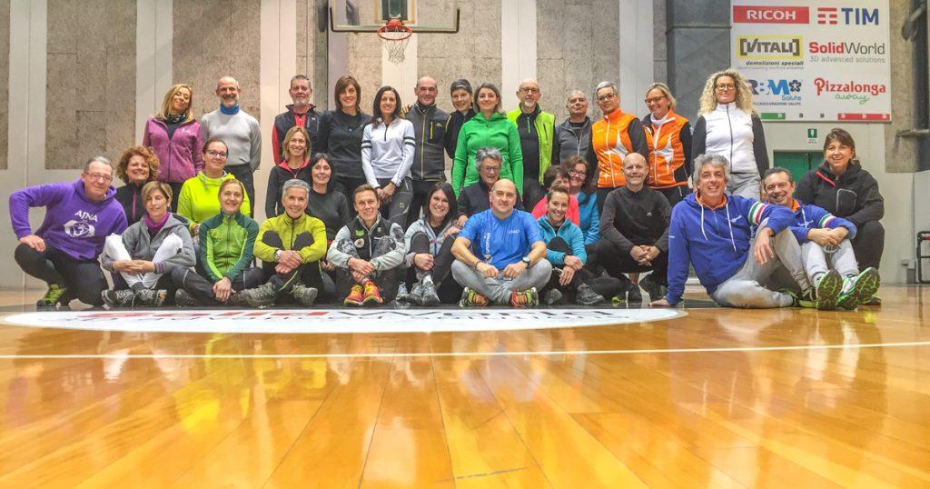 Corso istruttori Camminata Sportiva Treviso La Ghirada