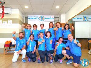 Un magnifico gruppo di istruttrici Calabresi ottengono la qualifica dal corso di Melito di Porto Salvo (RC)