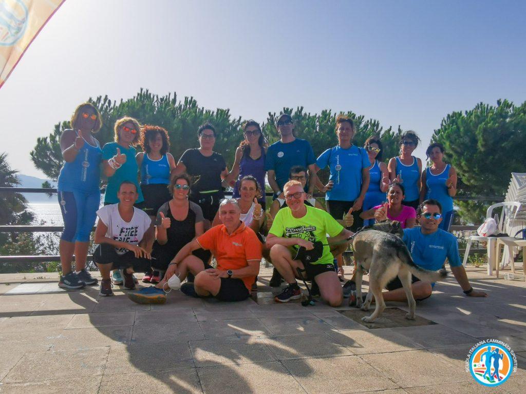 Istruttori Camminata Sportiva Reggio Calabria