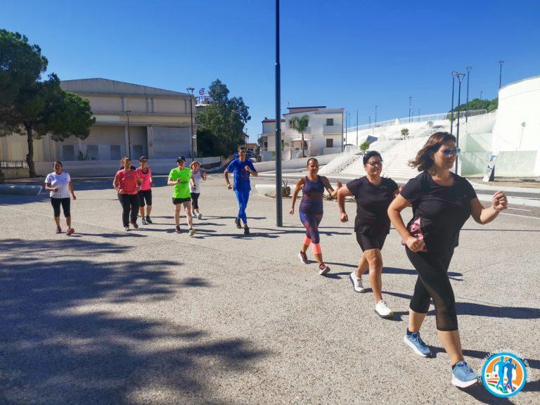 Corso Istruttori Camminata Sportiva Calabria