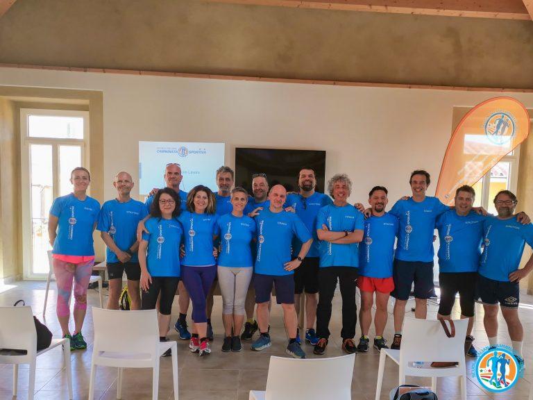 Istruttori Camminata Sportiva Abruzzo