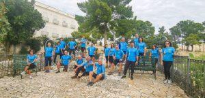 Siracusa ha ospitato un nuovo corso che ha qualificato 11 nuovi istruttori  siciliani di Camminata Sportiva