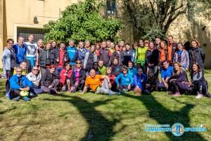 Grande successo, grandi emozioni e sorpese olimpiche per il primo corso istruttori nazionali di camminata sportiva