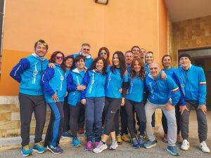Ad Acquaviva delle Fonti diplomati i nuovi istruttori pugliesi di Camminata Sportiva