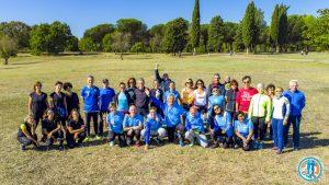 25 nuovi istruttori di Camminata Sportiva nel corso di Roma